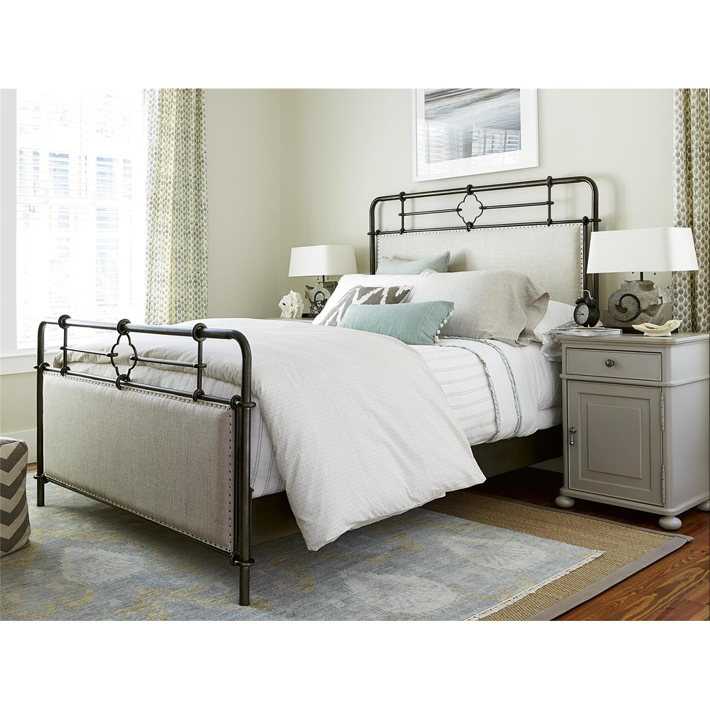 Upholstered Metal Bed | Universal Furniture
