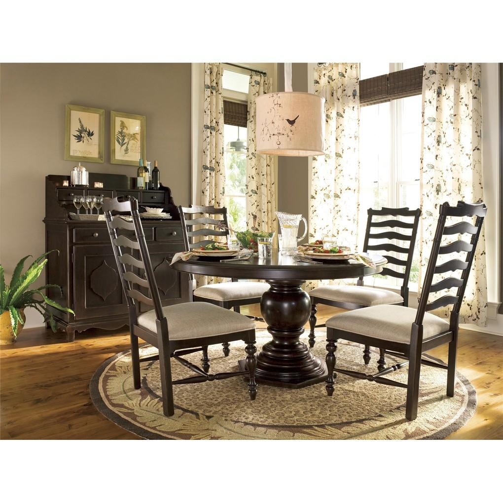 Round Pedestal Table | Universal Furniture