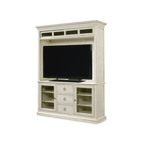 Entertainment Console with Hutch | Universal Furniture