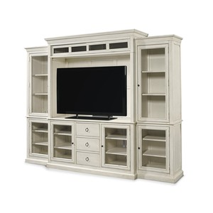 Home Entertainment Wall System | Universal Furniture