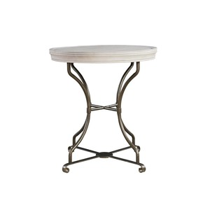 Round End Table | Universal Furniture