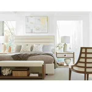 Synchronicity Upholstered Bed | Universal Furniture