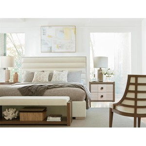 Synchronicity Upholstered Bed
