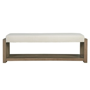 Synchronicity Bed End Bench