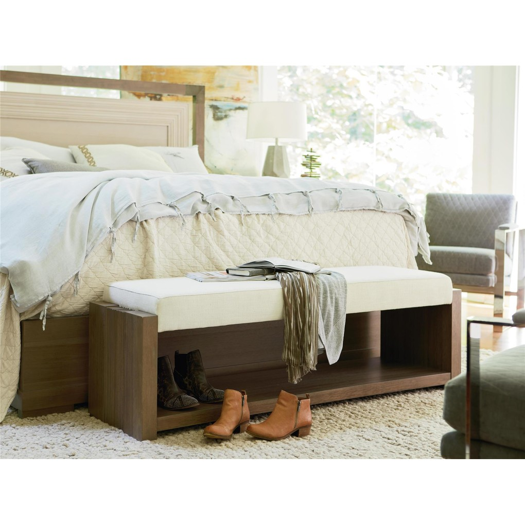 Synchronicity Bed End Bench | Universal Furniture