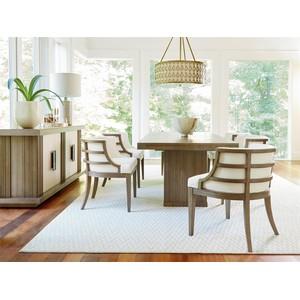 Synchronicity Barrel Chair | Universal Furniture