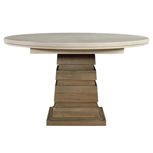 Synchronicity Round Dining Table   Universal Furniture