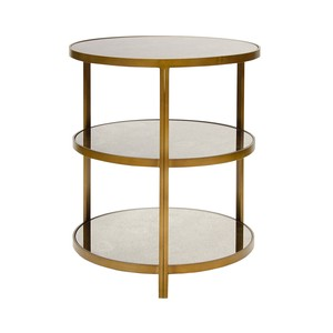 Audrey Side Table | Worlds Away