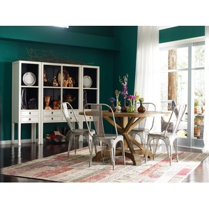 Opio Round Dining Table   Four Hands