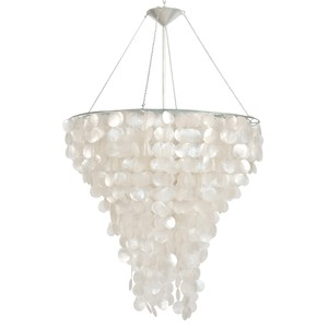 Capi Shell Chandelier