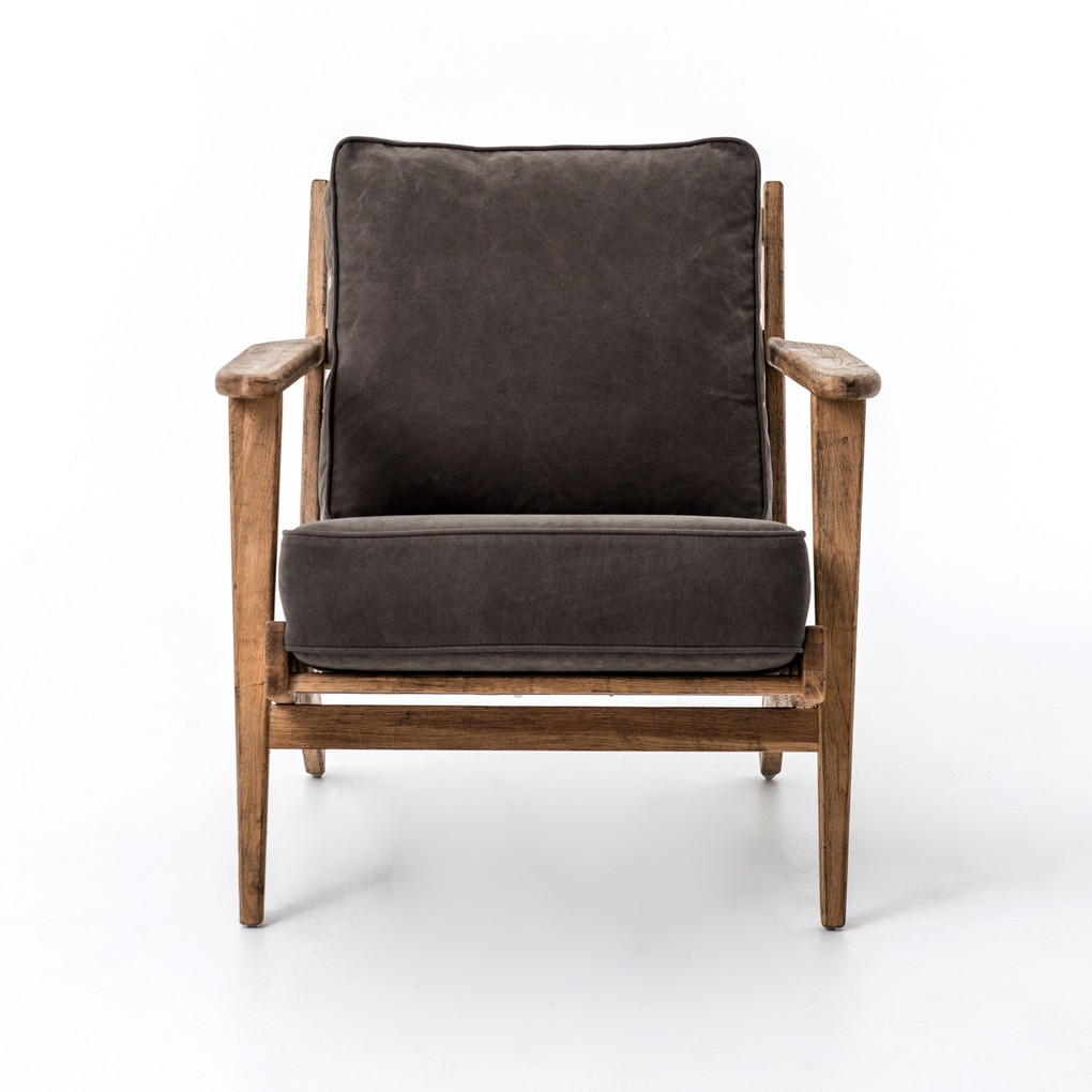 Brooks Lounge Chair | Four Hands