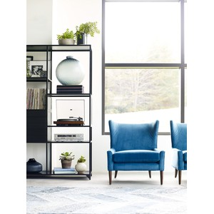 Marlow Wing Chair | Four Hands