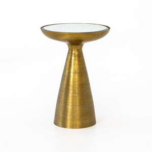 Marlow Mod Pedestal Table | Four Hands