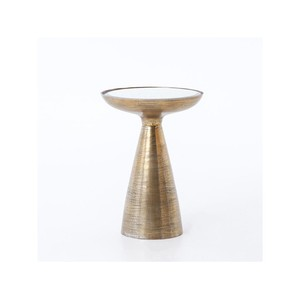 Marlow Mod Pedestal Table | Four Hands