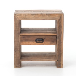 Mariposa End Table | Four Hands