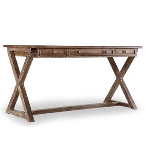 Bennett XBase Writing Desk | Hooker Furniture