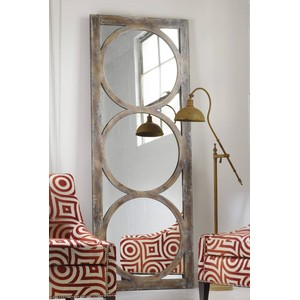 Encircle Floor Mirror | Hooker Furniture