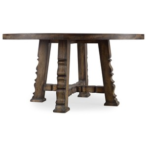 Willow Bend Round Dining Table