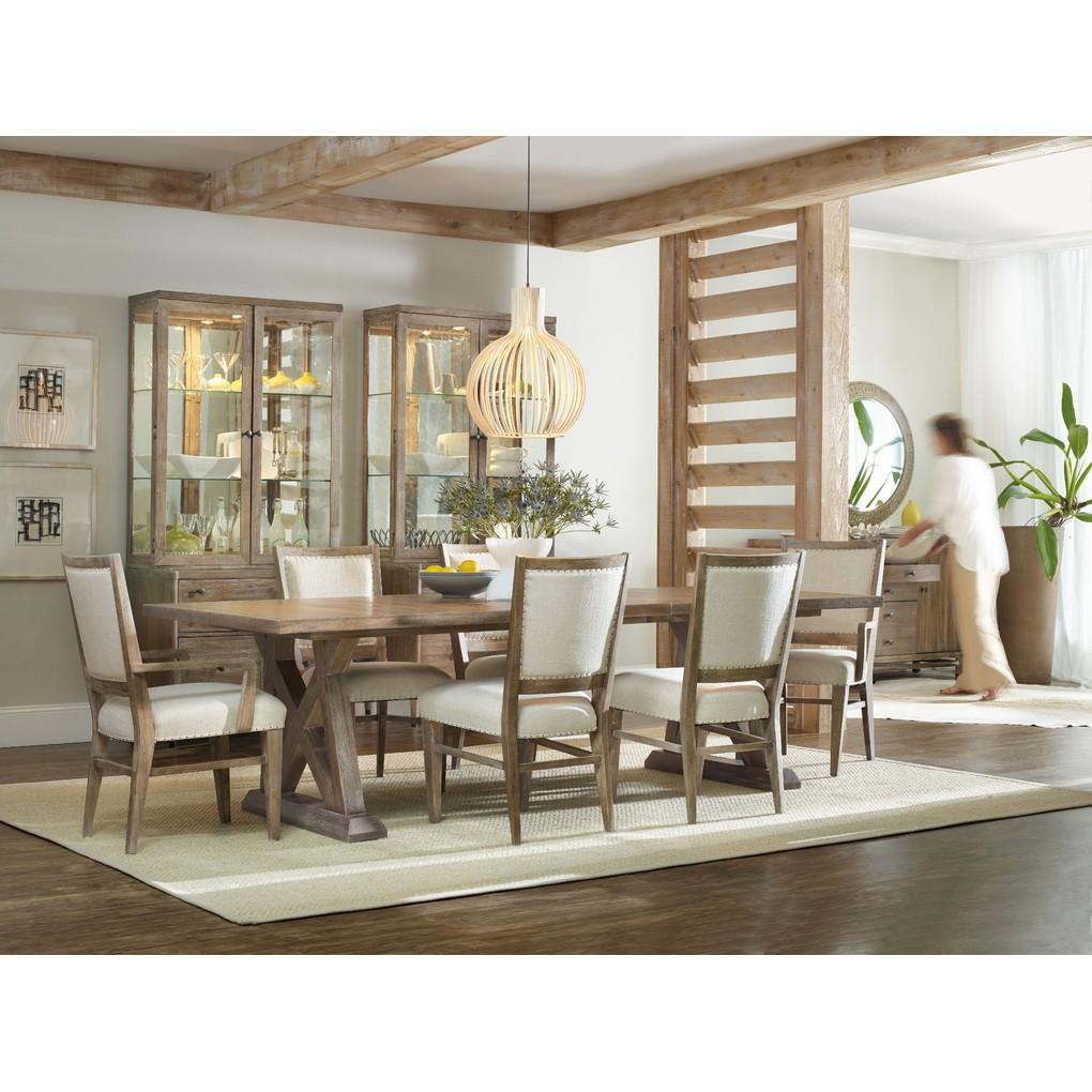 Stol Upholstered Side Chair | Hooker Furniture