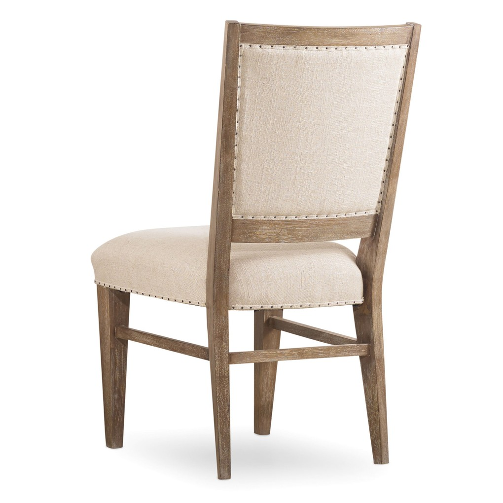 Stol Upholstered Side Chair | Hooker Furniture