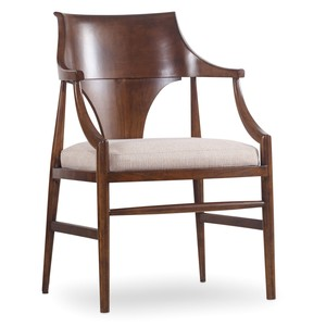 Jens Danish Arm Chair | Hooker Furniture