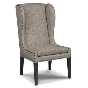 Zuma Linen Arm Chair | Hooker Furniture