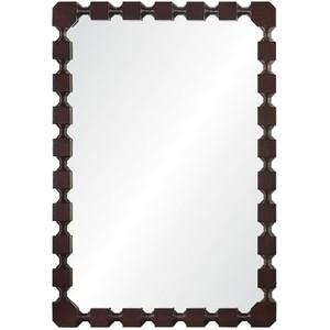 Dark Mahogany Mirror | Mirror Image Home