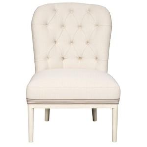 Giada Armless Chair
