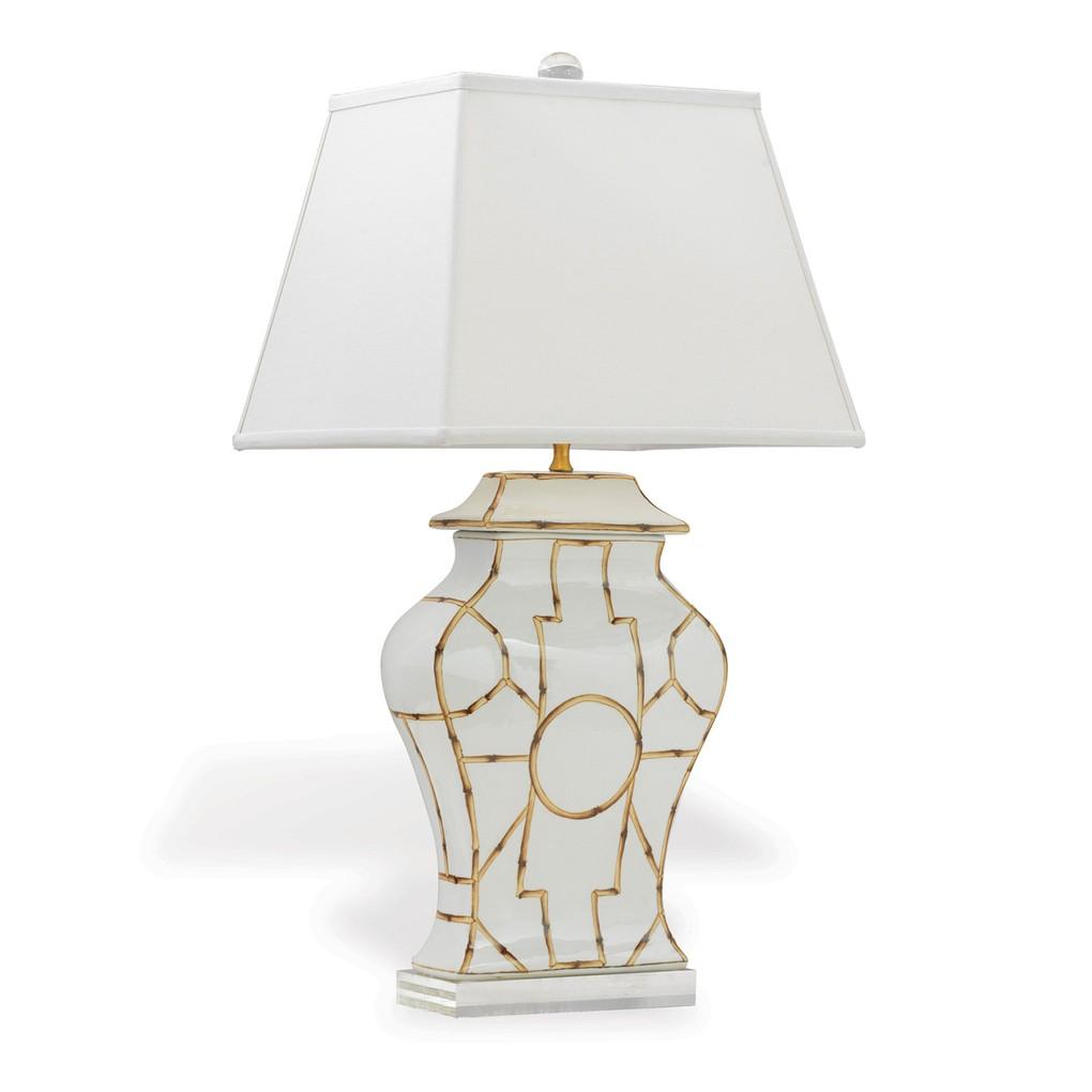 Baldwin White Lamp | Port 68