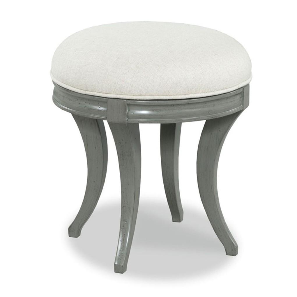 Swivel Vanity Seat | Woodbridge Furniture