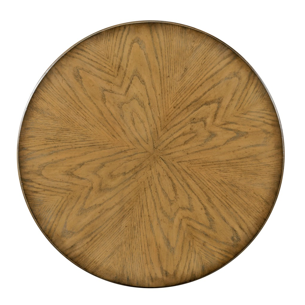 Greyson Pedestal Lamp Table | Woodbridge Furniture