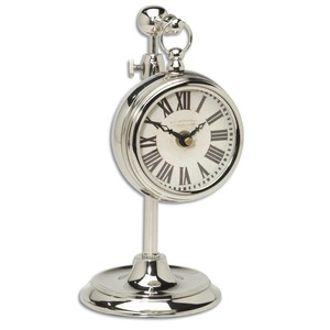 Pocket Watch Nickel Marchant Cream | The Uttermost Company