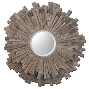 Vermundo Wall Mirror | The Uttermost Company