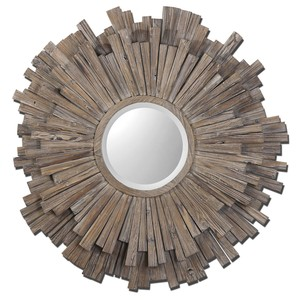 Vermundo Wall Mirror   The Uttermost Company