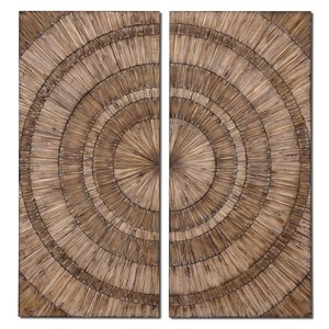 Lanciano Wall Panels - Set of Two | The Uttermost Company