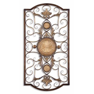 Micayla Large Metal Wall Art | The Uttermost Company