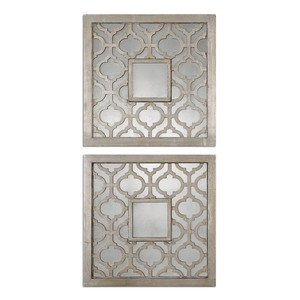 Sorbolo Squares Decorative Mirror | The Uttermost Company
