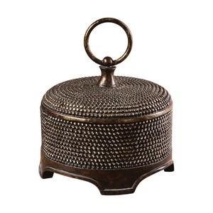 Aubriana Distressed Decorative Box | The Uttermost Company