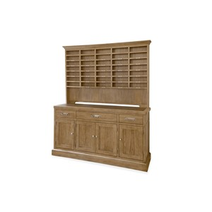 Moderne Muse Sideboard with Sommelier's Hutch