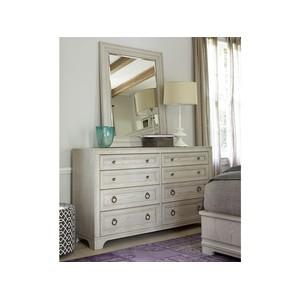 California Dresser