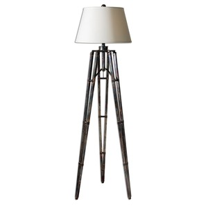 Tustin Tripod Floor Lamp | The Uttermost Company