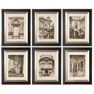 Paris Scene Framed Art | The Uttermost Company