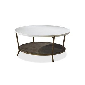Playlist Round Cocktail Table | Universal Furniture