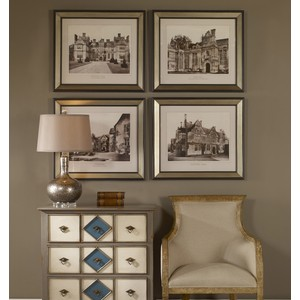 English Cottage Wall Art   The Uttermost Company