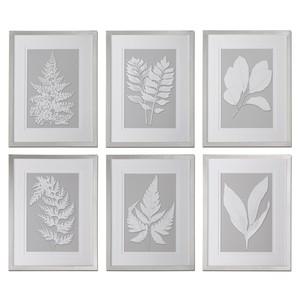 Moonlight Ferns Framed Art | The Uttermost Company