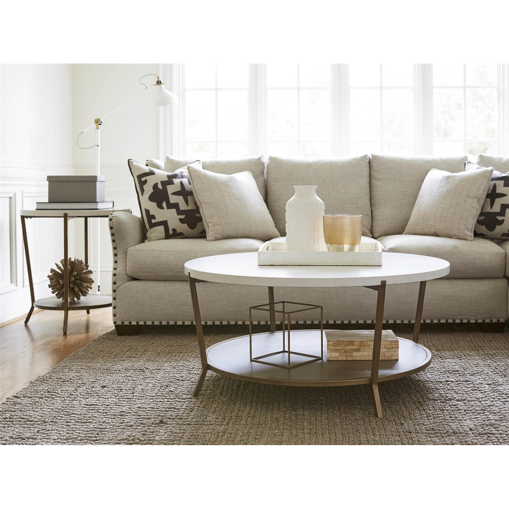 Playlist Round End Table   Universal Furniture