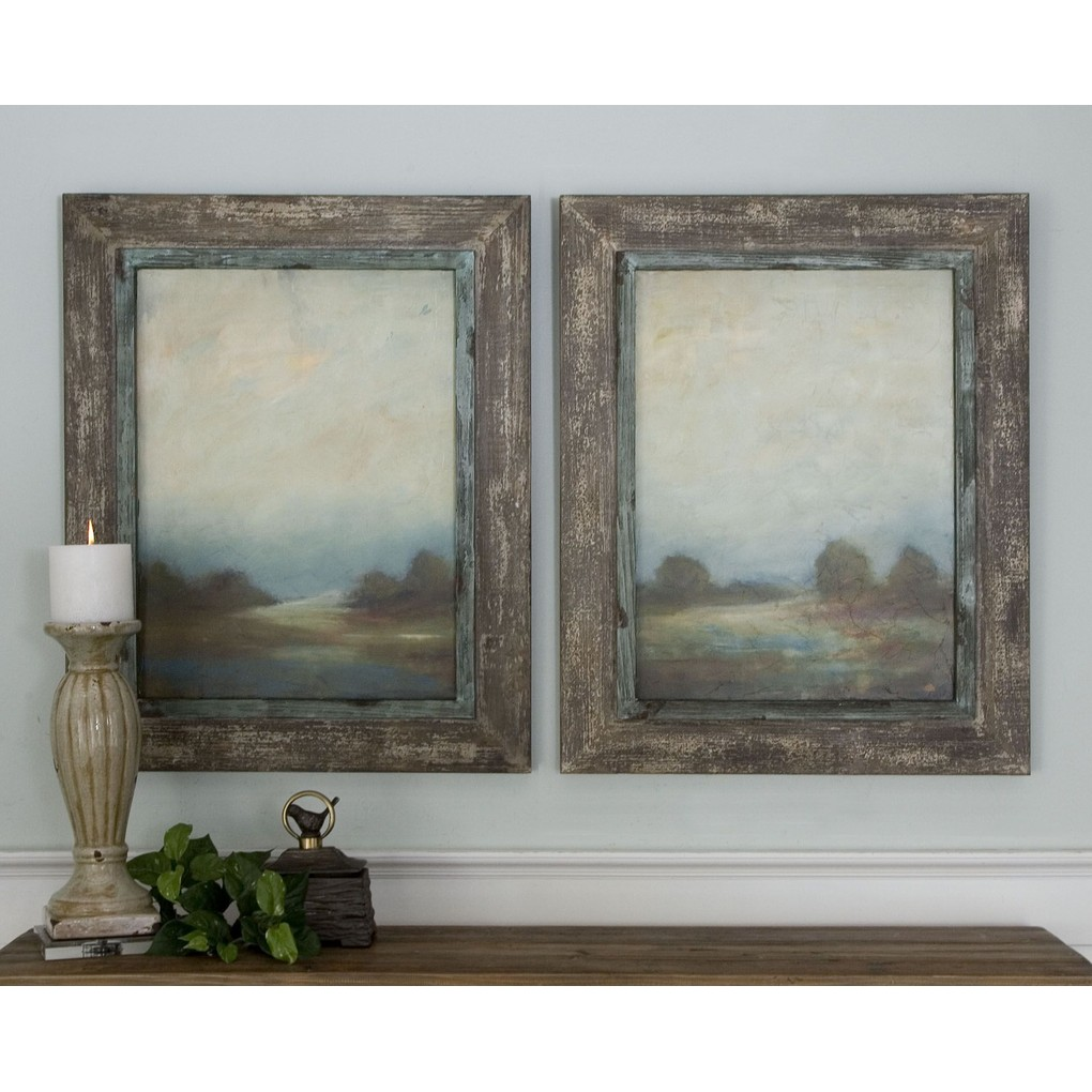 Morning Vistas Framed Art | The Uttermost Company