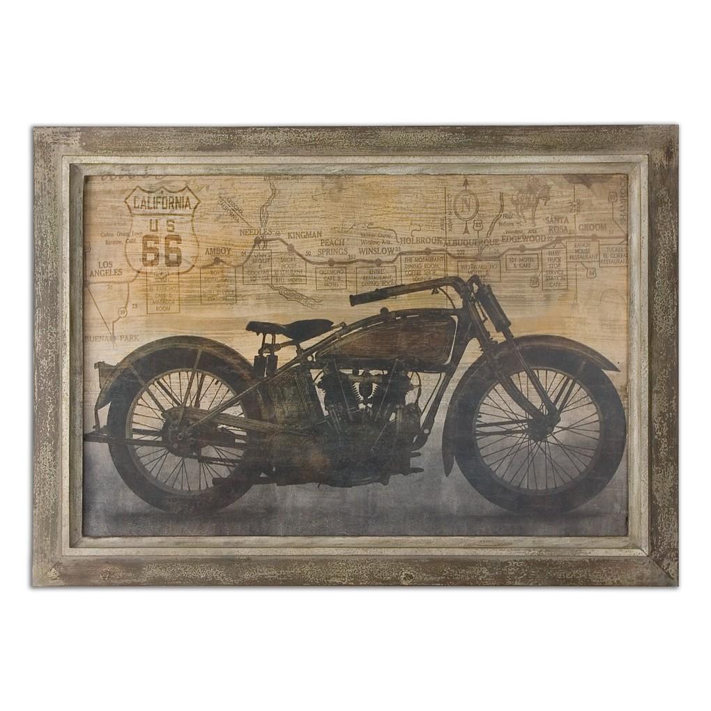 Ride Framed Art | The Uttermost Company