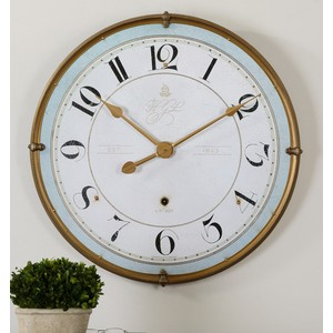 Torriana Wall Clock | The Uttermost Company