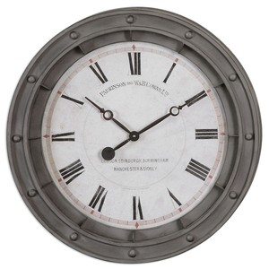 Porthole Clock | The Uttermost Company